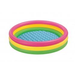 Детски басейн три цвята