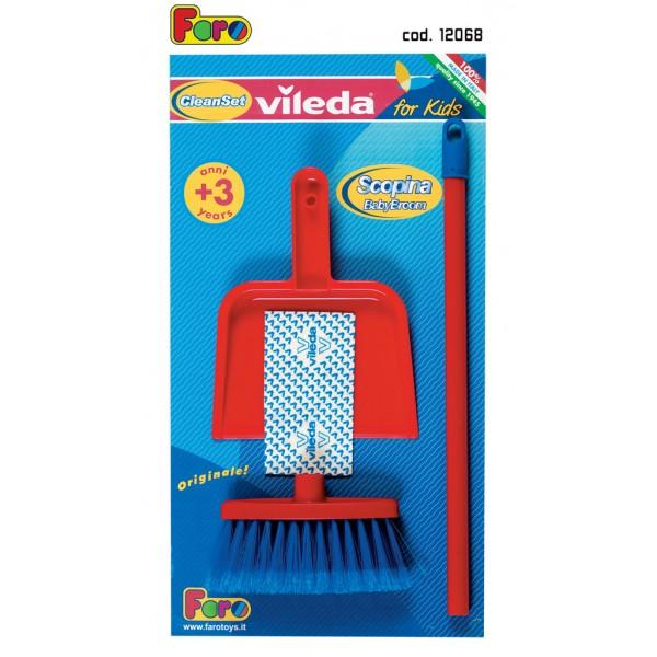 Детски комплект за почистване Виледа