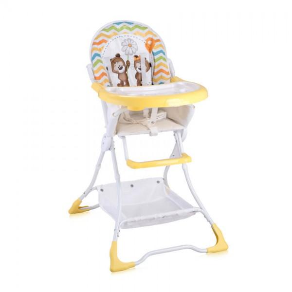 Стол за хранене Bravo Yellow Daisy Bears