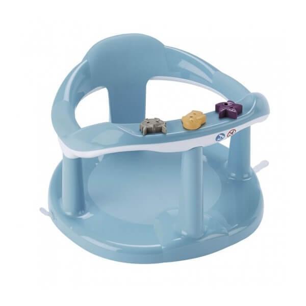 Thermobaby седалка за къпане синя