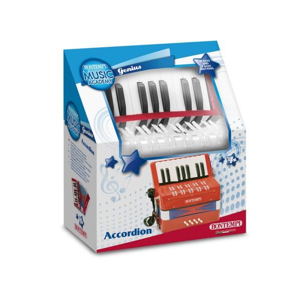 Акордеон Класик с 17 клавиша и 8 баса