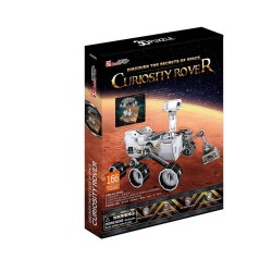 3D Пъзел Space Series Curiosity Rover