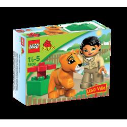 Лего Дупло грижа за животните