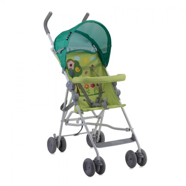 Бебешка количка Light Green Garden