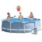 Интекс Сглобяем басейн с филтърна помпа