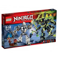 Лего Нинджаго Битката на титаните