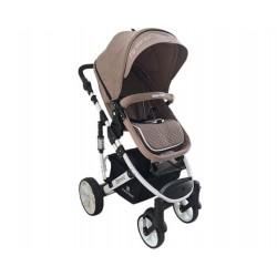 Бебешка количка Beloved 2в1 Beige