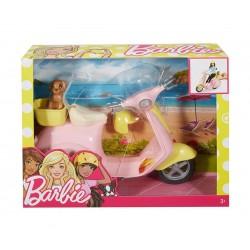 Кукла Barbie - Барби Мотопед