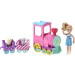 Кукла Barbie Игрален комплект Chelsea с влакче