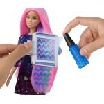 Кукла Barbie Игрален комплект за оцветяване на коса