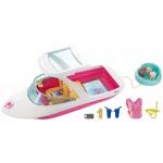 Кукла Barbie - Комплект за игра, лодка