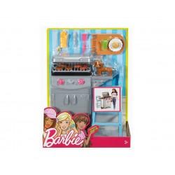 Кукла Barbie - Комплект за игра, мебели