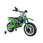 Injusa Мотор Kawasaki Cross с батерия 6V