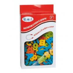 Bart Магнитни букви и цифри