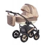 Бебешка количка Estel капучино