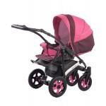 Dizain Baby Бебешка количка Estel лилав