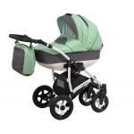 Dizain Baby Бебешка количка Estel минт