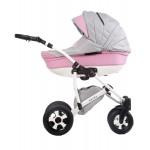 Бебешка количка Estel розов