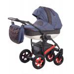 Dizain Baby Бебешка количка Estel син