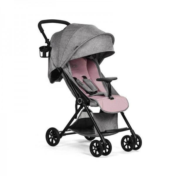 Бебешка количка Lite розова