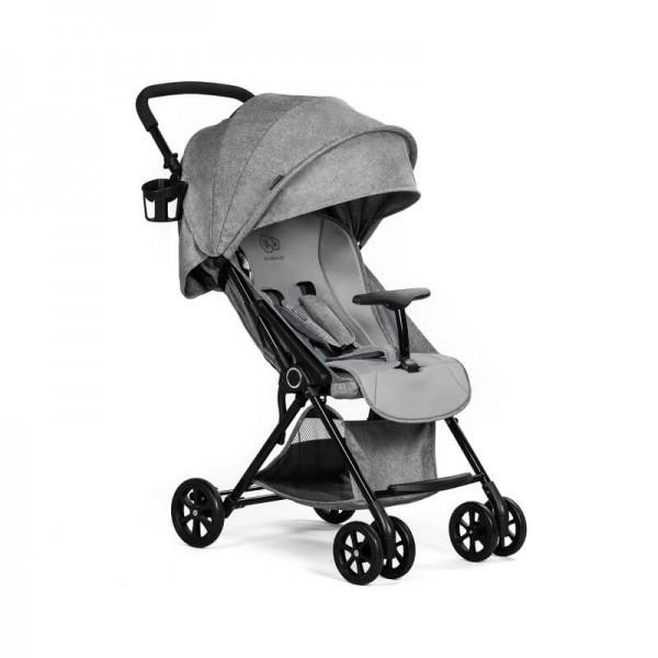 Бебешка количка Lite сива