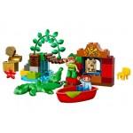 Лего Дупло - посещението на Питър Пан