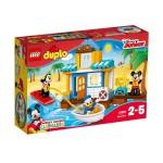 Лего Дупло Плажната къща на Мики и приятели