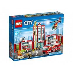 Лего сити пожарна команда