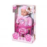 LT Плачеща Кукла Tiny Baby 30см