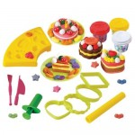 Play Go Dough Пластелин Торти Cace set