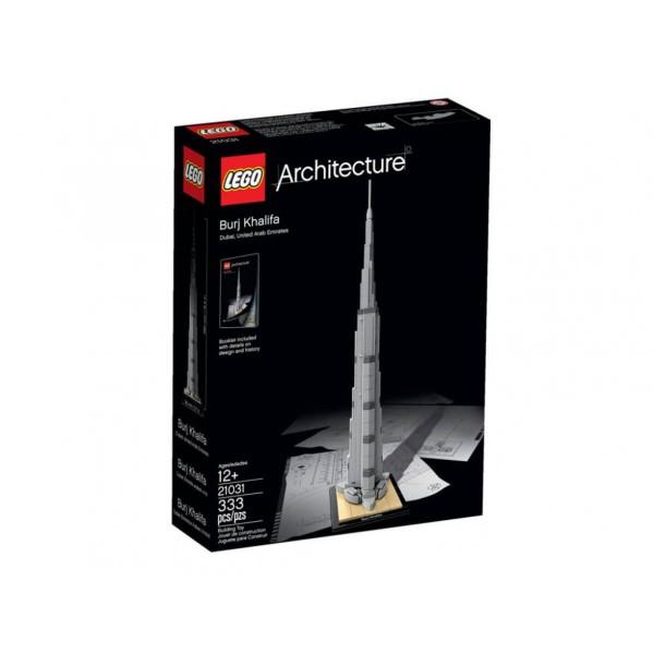 Лего Архитектура Бурж Халифа