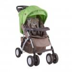 Бебешка количка Rio сет Beige&Green Lambs