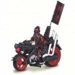 Мотор дракон с пехотинец