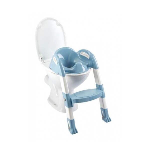Kiddyloo адаптер за тоалетна син