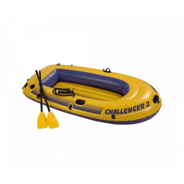Интекс Лодка Challenger 2