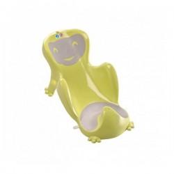Baby Cocoon анатомична поставка за вана зелена