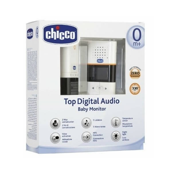 Дигитален бебефон audio top