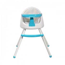 Столче Tutti за хранене 3в1 синьо