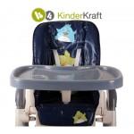 Столче за хранене Sun синьо
