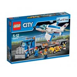 Лего Сити Транспортьор за самолети