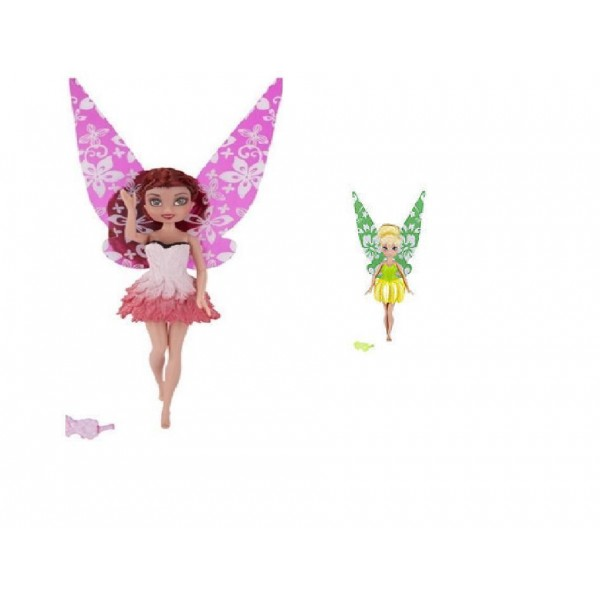 Disney Fairies Кукла фея с крила 13см