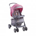 Бебешка количка Star Pink Penguin с покривало