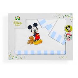 Спален комплект за количка 3 ч. Mickey Mouse