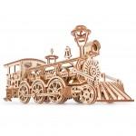 Wood Trick Дървен конструктор Locomotive R17