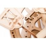 Wood Trick Дървен конструктор Pendulum Clock