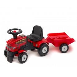 Фалк Трактор с ремарке Мустанг