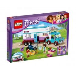 Лего Френдс Ветеринарна каравана за коне