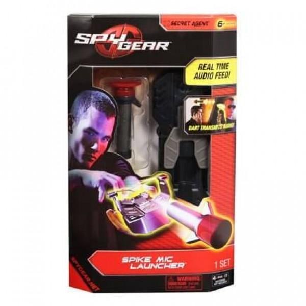 Spy Gear Шпионски микро подслушвател с изстрелвачка
