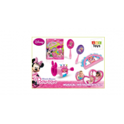 Minnie Mouse Комплект Трумпет, маракас, тамбурина