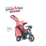 Smart Trike Детска триколка Explorer 5 в 1 червена